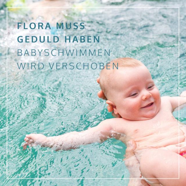 Flora Muss Geduld Haben