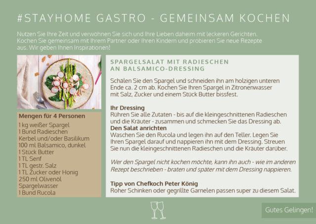#stayhome Gastro Spargel 4 Und 62